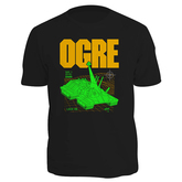 Ogre T-Shirt (Green & Orange)