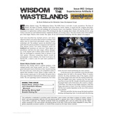 Wisdom from the Wastelands Issue #42: Unique Superscience Artifacts II