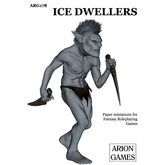 Paper Miniatures: Ice Dwellers Set