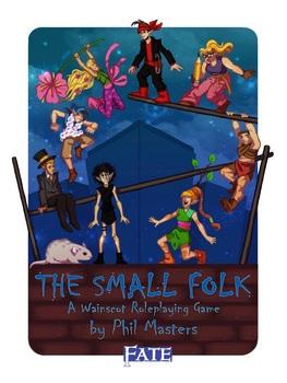The Small Folk - Cover by Steve Stiv