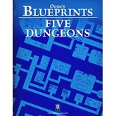 0one's Blueprints: Five Dungeons