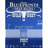 0one's Blueprints: Deep Blues - Wild West: Fort