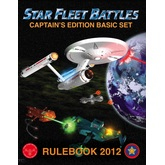 Star Fleet Battles: Basic Set Rulebook (2012)