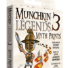 how to play munchkin legends deluxe